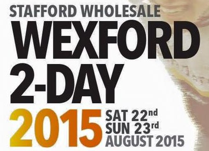 Wexford 2day 22-23 August 15