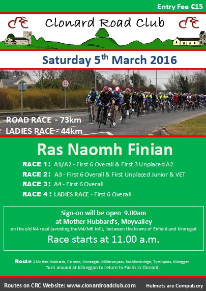 Ras Naomh Finian 2016 v2.1