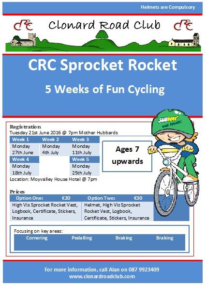 SprocketRocket 5 weeks 2016 v1.0